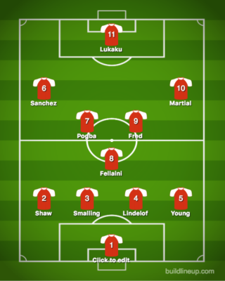 Rashford out – Manchester United's strongest possible 4-3-3 XI vs Chelsea