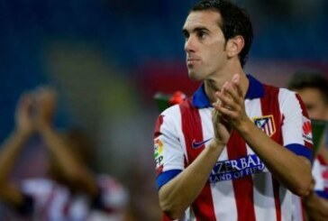 Man United eye move for Diego Godin